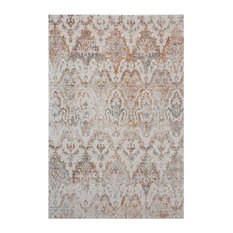 """Southern Rustic Area Rug, 7'9""""x9'9"""""""