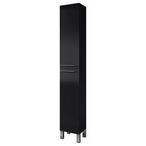 Altea Anthracite Free-Standing Storage Cabinet