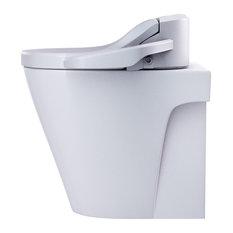 Zero Floor-Mounted Toilet