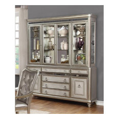 Shop Top Rated Traditional China Cabinets and Hutches   Houzz