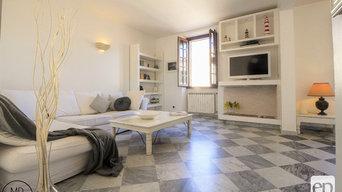 Home staging di appartamento ad Alghero