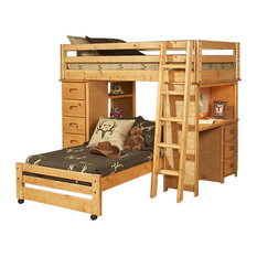 50 Most Popular Transitional Bunk Beds For 2019 Houzz