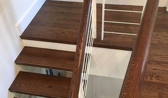 Brooklyn, Custom Staircase