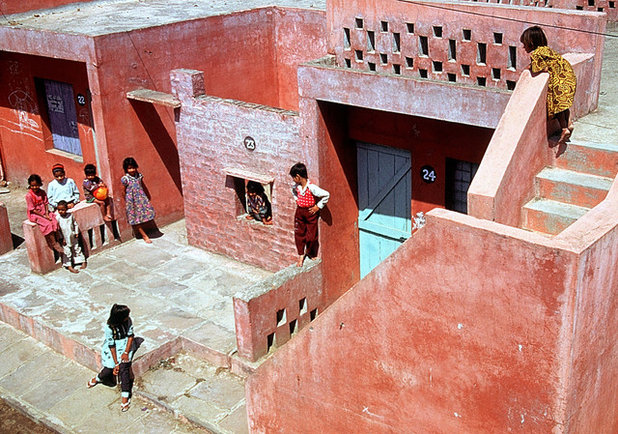 The Pritzker Prize Goes to India's Low-Cost Housing Pioneer