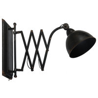 Arris Extension Wall Lamp, Black
