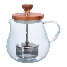 """Pull-up Tea Maker """"Teaor Wood"""", 700ml"""