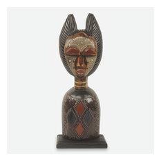 Obaapa Wood Sculpture