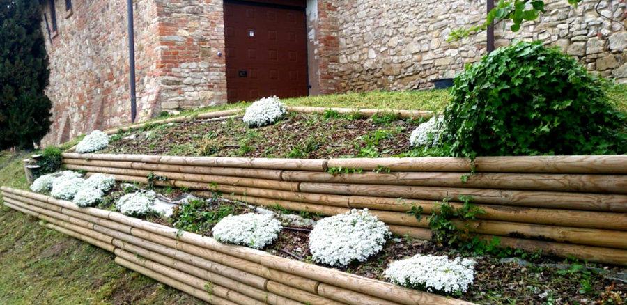 Giardino privato R.V.