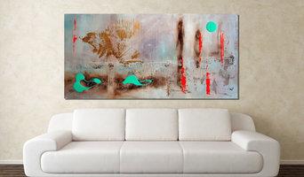 Art Ideas for the Living Room