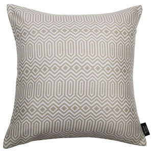 McAlister Colorado Filled Cushion, Natrual Taupe, 49x49 cm