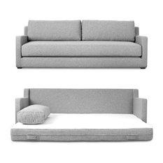 gus modern gus sofa bed parliament stone sleeper sofas - Modern Sleeper Sofa
