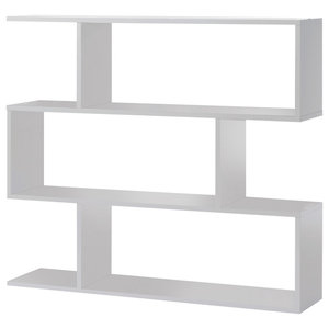 Athena Shelf Unit, White