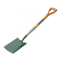 """Digging Spade With Treaded Head and 32"""" Ash Handle"""