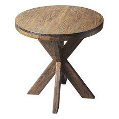 Loft Accent Table, Praline, Medium Brown
