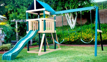 Congo Safari Swing Set - Maintenance Free