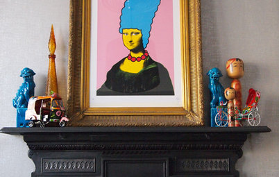 12 Inspiring Ways to Decorate a Mantelpiece