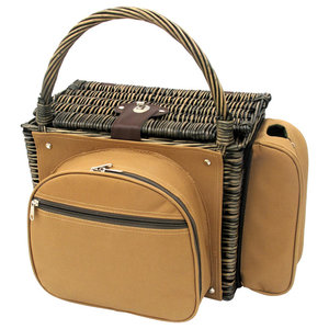 Carry All Picnic Basket