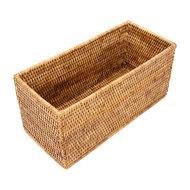 Honey Brown Kouboo La Jolla Oblong Storage Basket Large 1060132