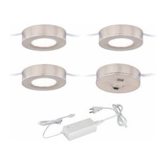 Vaxcel-Lighting Dual Mount Instalux Under Cabinet LED Puck-Light Kit