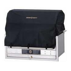 Crown Verity - BBQ Cover for BI-48 With Role Dome Option - Grill Tools & Accessories
