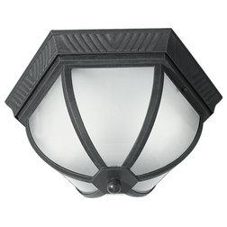 Traditional Outdoor Flush-mount Ceiling Lighting by Woodbridge Lighting Inc.