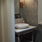 Powder Rooms Amp Small Bath Ideas Traditional Powder