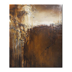 Abstract Painting Limited Edition Giclee by Eloisexxx