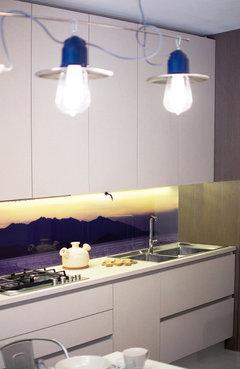 rivestimento cucina in vetro