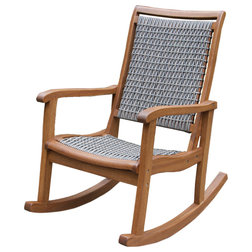 Tropical Outdoor Rocking Chairs by Outdoor Interiors