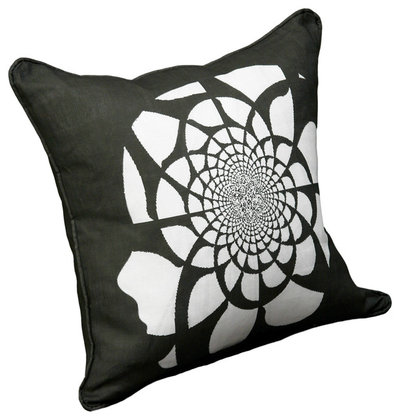 Modern Decorative Pillows by AphroChic Shop