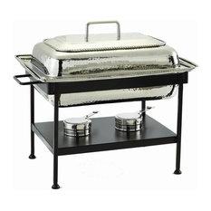 Rectangular Stainless Steel Chafing Dish