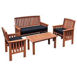 Spectacular Craftsman Outdoor Lounge Sets by CorLiving