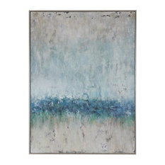Uttermost Tidal Wave Abstract Art