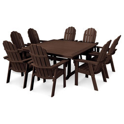 Transitional Outdoor Dining Sets by Ivy Terrace