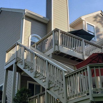 Finished Decks and Exterior