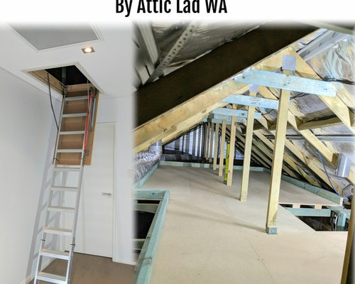 Attic storage for Suspended Ceilings  by Attic Lad WA - Storage and Organisation