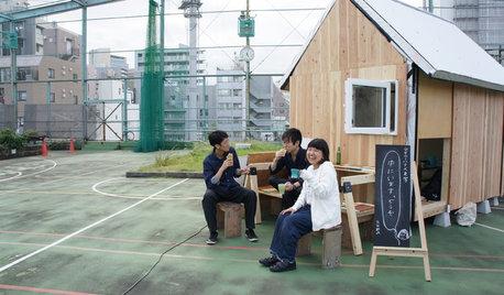 建築学生たちがDIYで小屋作りに挑戦! 断熱タイニーハウスプロジェクト