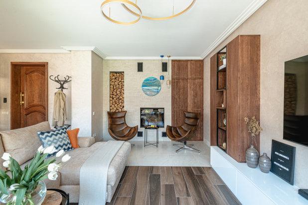 Современный Семейная комната by EgoDesign