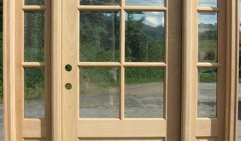 Blue Ridge Door