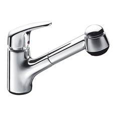 Mix Under-Window Sink Mixer With Pull-Out Spray Head
