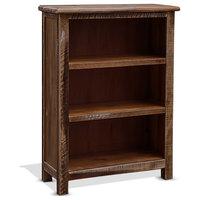 Sunny Designs Havana Bookcase With Light Brown Finish 2826RA-B2