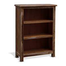 Sunny Designs Havana Bookcase With Light Brown Finish 2826RA-B2
