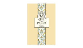 Greenleaf Large Scented Envelope Sachet, Set of 6, Jasmine