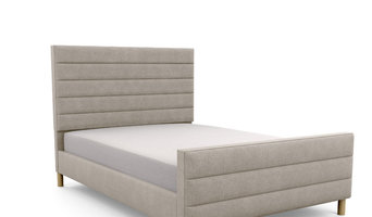 Beaumere High Foot End Bed