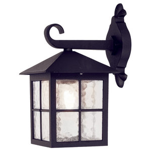 Traditional Outdoor English Style Wall Lantern