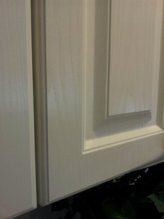 Thermofoil White Cabinets What Do You Think