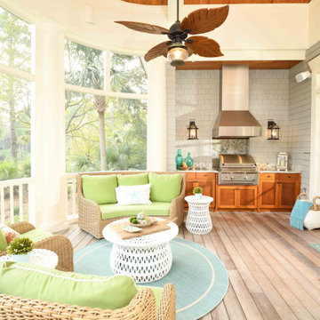 Kiawah Island Deck and Pool Addition