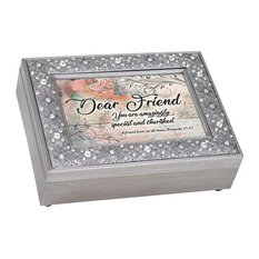 "Music Keepsake Box, ""Dear Friend You Are Amazing"""
