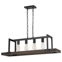 Industrial Chandeliers by Buildcom