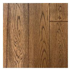 White Oak Prefinished Solid Wood Floor, Sands Peak, Sample